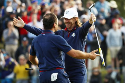 2018 Ryder Cup wrap up.