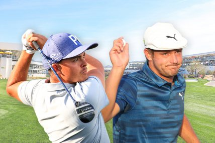 Rickie vs Bryson - who is coming out on tops at the PGA Championship?