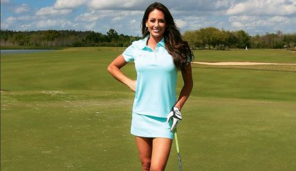 Sports Crush - Holly Sonders