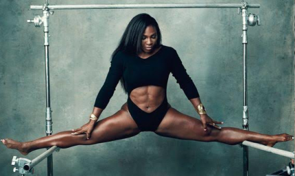 Sports Crush - Serena Williams