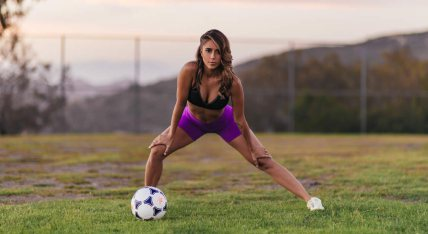 Sports Crush - Tianna Gregory