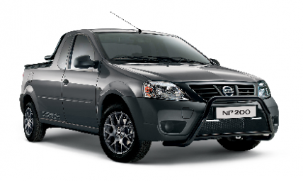 The bakkie - brought to life with the special edition Nissan NP200 Stealth