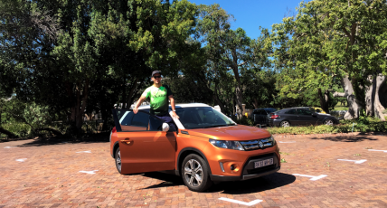 The epic Cape Town 7s road trip in the Suzuki Vitara.