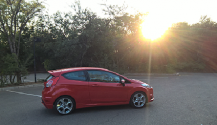 The Ford Fiesta ST - so much better than Taylor Swift.