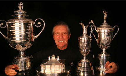 The greatest collection of Gary Player insights ever.