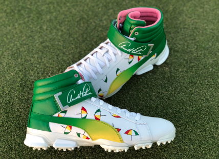 WIN an incredible Arnold Palmer inspired Puma prize.