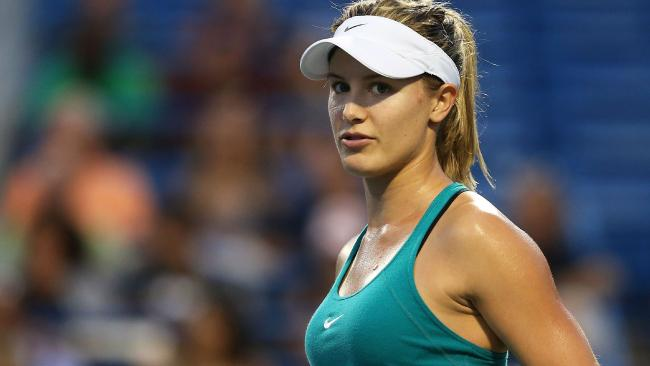 Sports Crush - Eugenie Bouchard